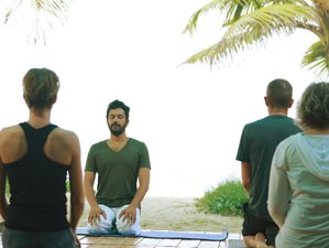 22 Days Four Levels of Health Yoga Retreat in Kerala