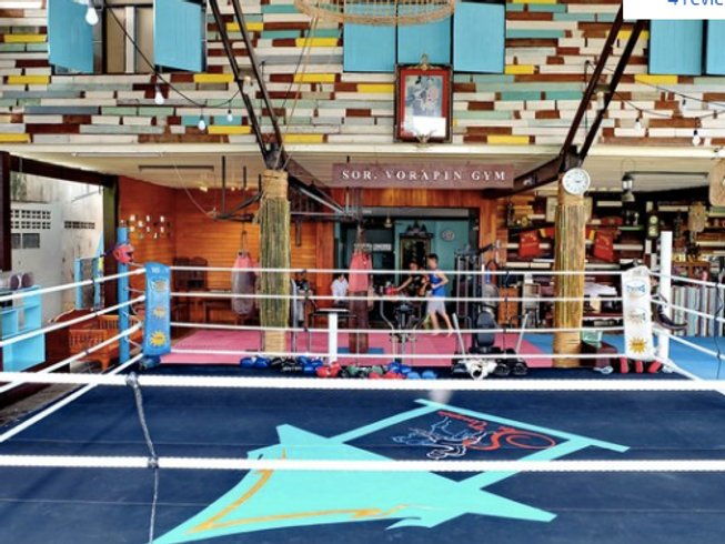 7 Days Muay Thai Training in Bangkok, Thailand