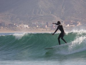 6 Day Intermediate Surf Camp in Tamraght