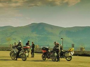 14 Day Self-Guided Alpine Motorcycle Tour in Greece