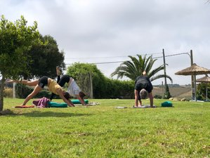 3 Day Weekend Yoga Retreat for Beginner in Begur, Near Barcelona