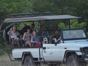 9 Day Authentic Tented Safari in Chobe National Park and Moremi Game Reserve, Botswana