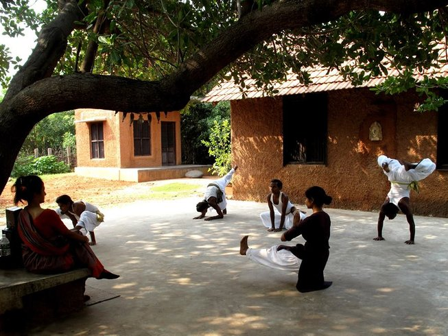 17 Days Indian Dance and Vinyasa Yoga Retreat in India