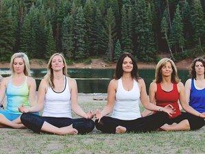4 jours en stage de yoga à Zion dans l'Utah, États-Unis
