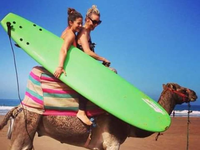 9 Days Surf and Yoga Retreat in Morocco