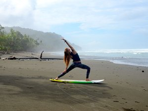 5 Tage Beste Wellen Surf & Yoga Urlaub in Costa Rica