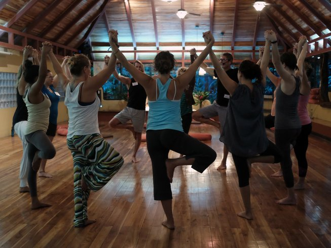 21 Days 200-Hour Yoga Teacher Training in Costa Rica