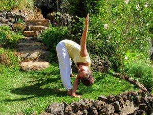 8 Tage Reiki und Yoga Retreat für 2 Personen in einer Wildromantischen Oase auf La Palma, Kanaren