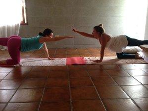 8 días de la gracia de la respiración y retiro de yoga en Tenerife, España