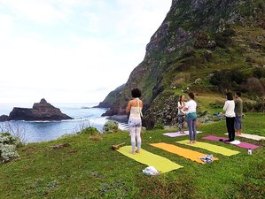 7 Days Epic Immersion Yoga Retreat in Madeira Island Portugal