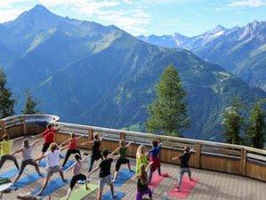 6 Tage Yoga, Wandern, Meditation und Qi Gong Retreat auf dem Berg im Zillertal