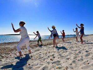 8-Daagse Duik, Surf en Yoga Retreat in Tofo, Mozambique