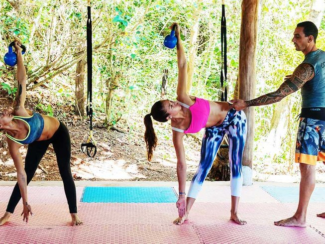 8 Days Mindful Fitness and Yoga Retreat in Gunacaste, Costa Rica