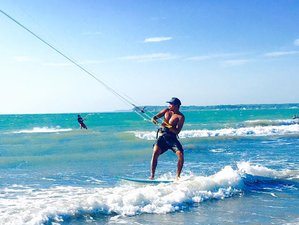 6 Days Beginner Kitesafari and Surf Camp Colombia