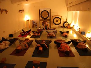 11 Days Sound, Creativity, and Yoga Retreat in India
