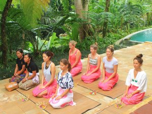7 Days Cabin Crew Special Detox Yoga Retreat in Bali
