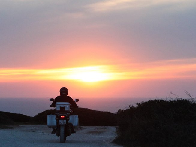 motorcycle tour portugal