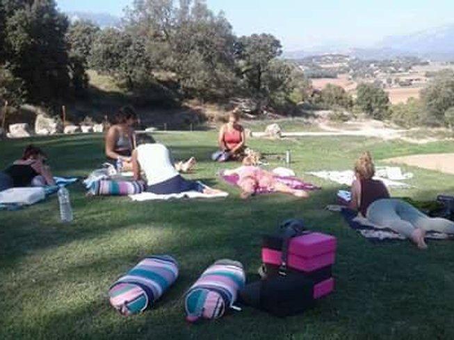 12 días profesorado de yoga Yang de 100 horas en España