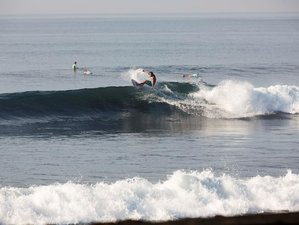 8 Days Independent Surf Camp Bali