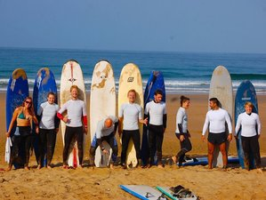 6 Days Yoga Retreat and Surf Holiday in Tagazhout, Morocco