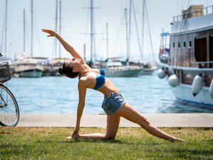 8 Day Luxury Sailing Yacht Wellness Holiday in Turkey