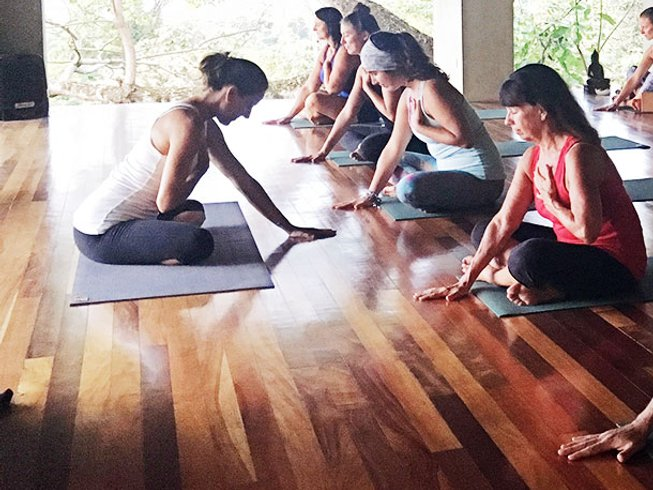 7 Tage Intensiver Yoga Sommer Retreat in Heredia, Costa Rica