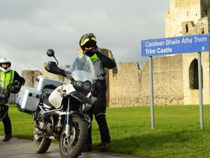 15 Day The Round Ireland Self-Guided Motorcycle Tour