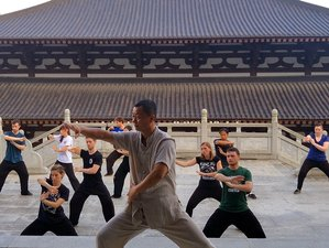 8 Week Authentic Tai Chi Online Course with a Certificate