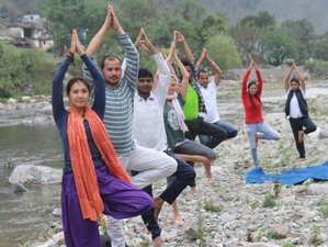 30-Daagse Yoga Docententraining in India