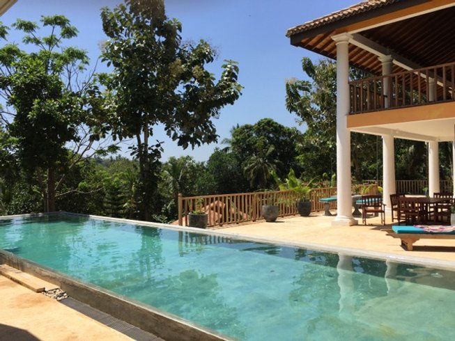 8 Days Journey To Wellbeing Yoga Retreat in Sri Lanka