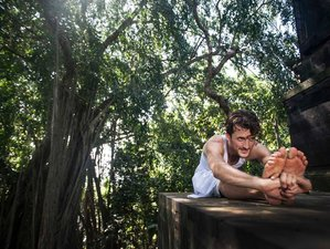 30 Day 200-Hour Shamanic Yoga Teacher Training in Central Bali's Nature