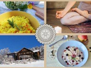 3 Tage Wochenende mit Ayurvedischer Ernährung und Yoga Retreat in Laterns