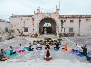 8 jours en vacances de yoga pour explorer les alentours et approfondir votre pratique en Sicile