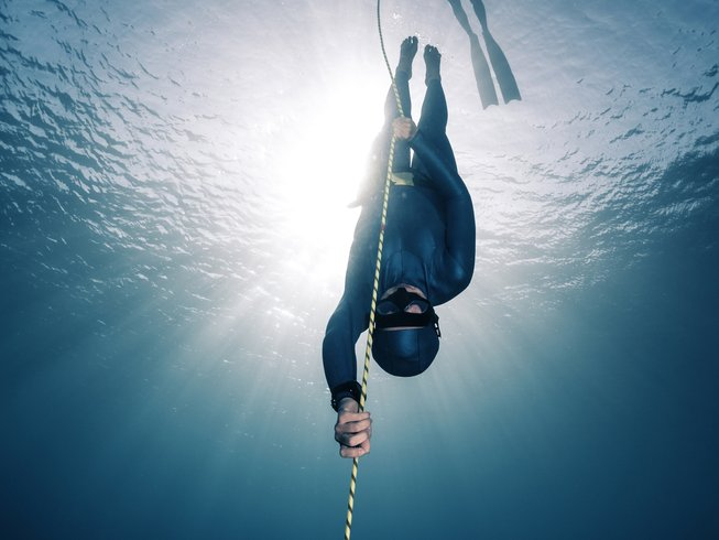 4 Days Freediving and Yoga Retreat in Lombok, Indonesia