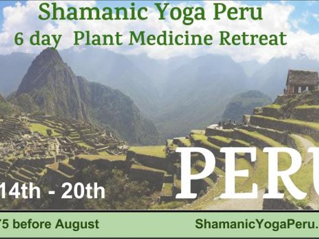 7 Days Shamanic Yoga Retreat in Sacred Valley, Peru
