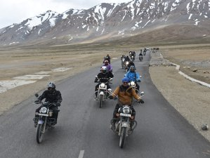 8 Day Fantastic Leh to Srinagar Guided Motorcycle Tour
