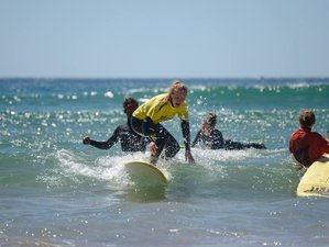 8 Days Incredible Surf Camp in Lagos, Algarve, Portugal