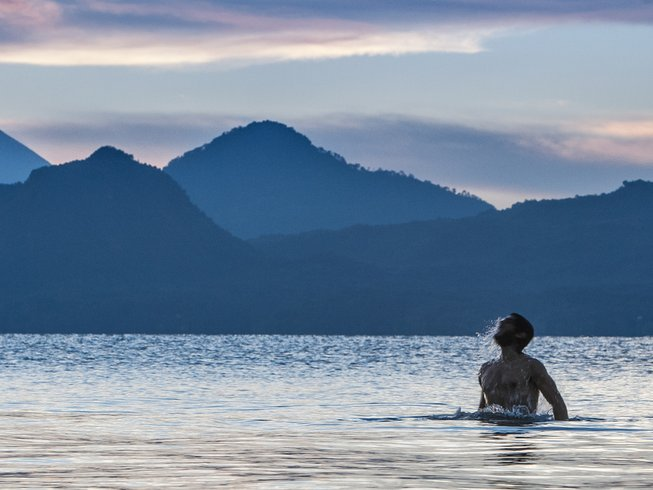 8 Days Shamanic Cleanse: Release and Manifest Yoga Retreat in Sololá, Guatemala