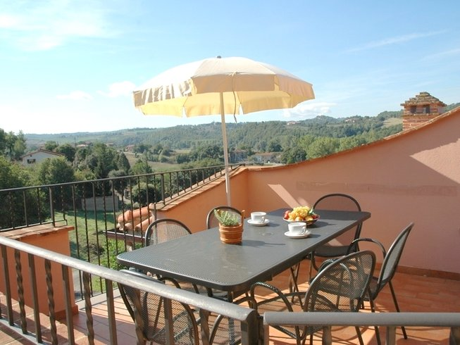 7 Days Italy Cooking Holiday In Umbria and Tuscany