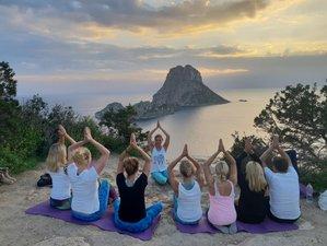 8 Days Yoga and Sailing Retreat in Ibiza, Spain