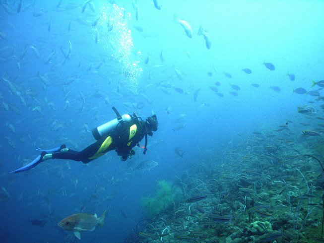 6 Days Diving, Meditation and Yoga Retreat in Bali, Indonesia
