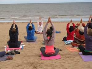 8 Days Women Yoga Retreat in Spain