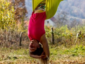 4 Days 20-Hour Aerial Yoga System Teacher Training in The Mountain of Rtanj, Serbia