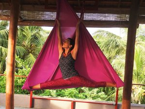 7 Days 25 Hours Aerial Yoga Teacher Training in Weligama, Sri Lanka