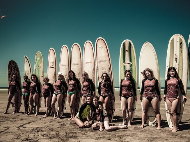 8 Days Dance, Fitness, and Surf Camp in Nosara, Nicoya, Costa Rica