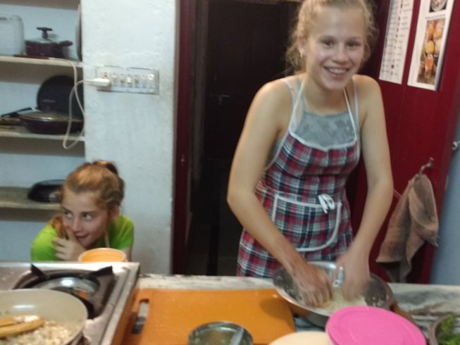 3 Days Food Culture and Cooking Classes in Udaipur, India