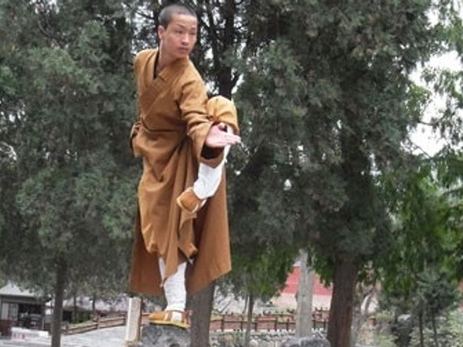 11 Months Learning Authentic Kung Fu in Hebei, China