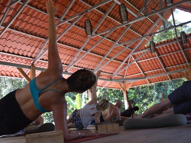 24 días 200 horas profesorado de yoga en Puerto Viejo de Talamanca, Cosa Rica