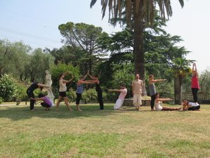 8 Days Summer Yoga Retreat in Tuscany, Italy