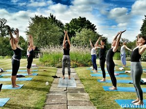 Weekend Yoga Retreat in Suffolk